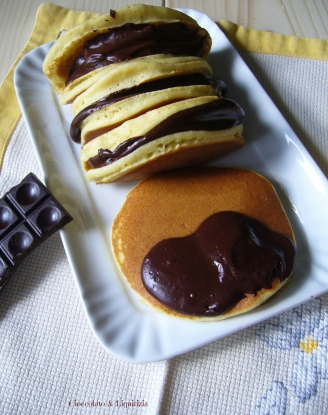 Pancake senza glutine e senza lattosio