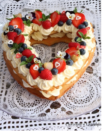 Cream tart senza glutine e senza lattosio