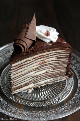 torta crepes senza glutine