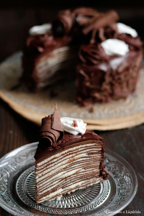 torta crepes