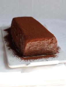 budino al cioccolato senza uova