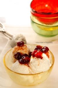 gelato al cocco senza panna e senza lattosio