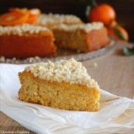 torta di clementine senza glutine senza lattosio