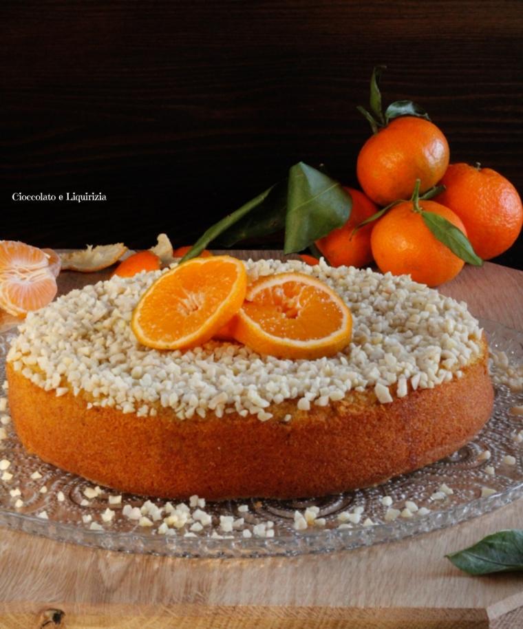 torta di clementine senza glutine